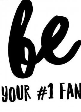 BE YOUR #1 FAN