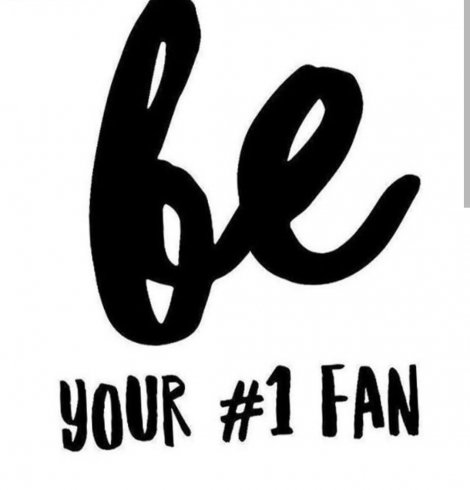 BE YOUR #1 FAN