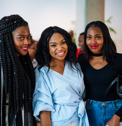 BLACK BRITISH BLOGGERS SOCIAL #BBBSOCIAL| MEETING RONKE LAWAL, ADZVICE & MORE!