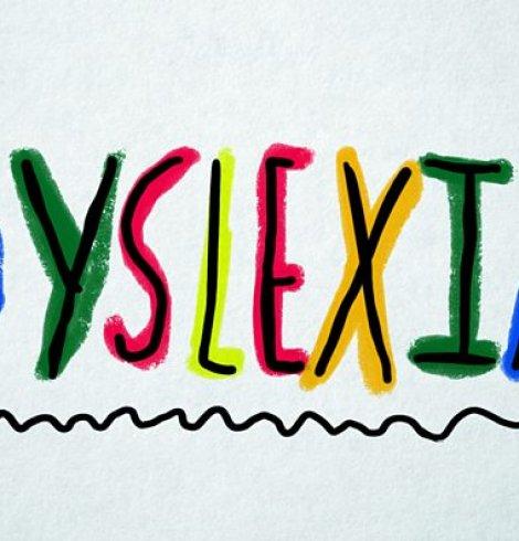 I'm Not Dumb, I'm Dyslexic