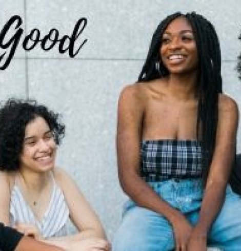 My 6 Thoughts On What Makes A Good Friend.