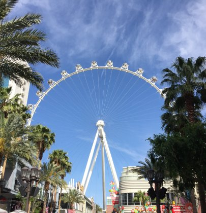 What I Learnt Travelling Solo To Vegas