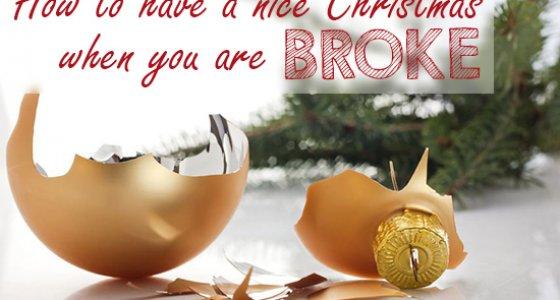 Are You Broke This Christmas?