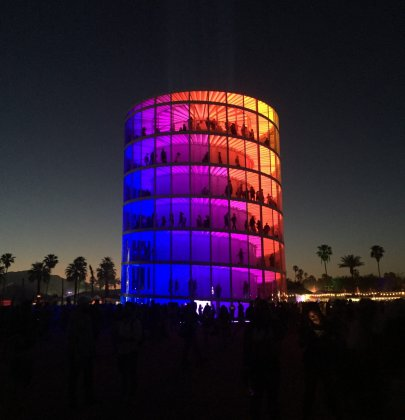 MyBreakingViews Travel Diaries : Coachella