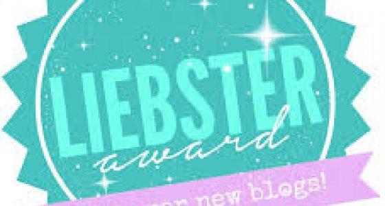 My first award: Liebster Award!