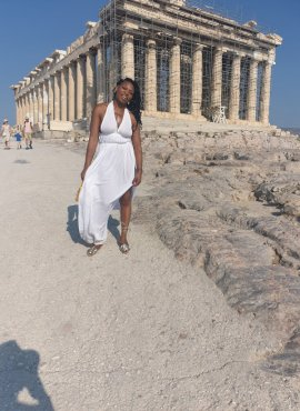 Arrested At The Acropolis: What Really Happened