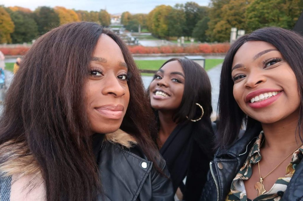 black ladies in oslo