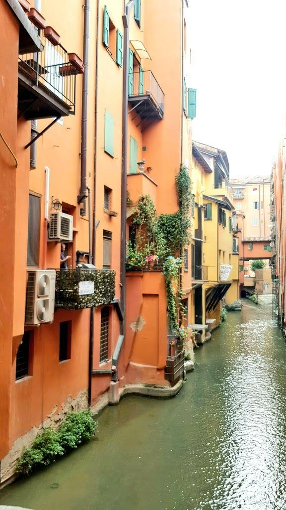 lake in bologna little venice