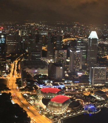 Singapore: The Difference As A Student Vs Tourist