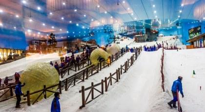 ski paradise in dubai