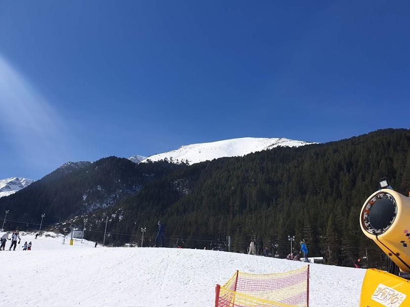 bansko ski weekend
