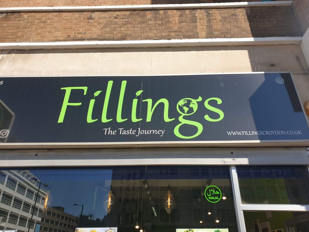 Fillings in Croydon - UK LockDown