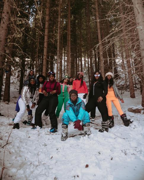 ski crew - black girls ski too