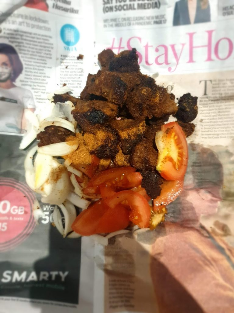 suya cooking and travel talks