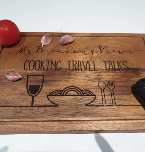 Pivoting Your Brand: What is Cooking Travel Talks?