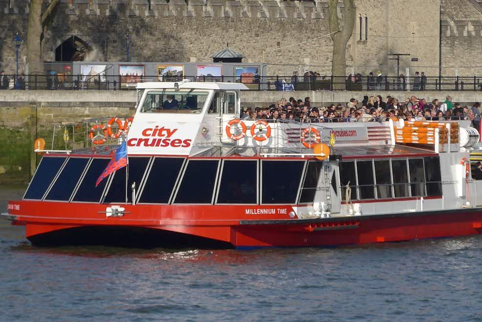 cruise in london